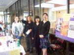 Campus Task Force members & Sherri Salvione (Grant Coordinator from Equinox, Inc.)