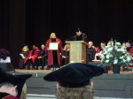 Professor Deborah Mann is honored by our Dean