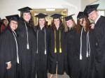 Graduating MS Students