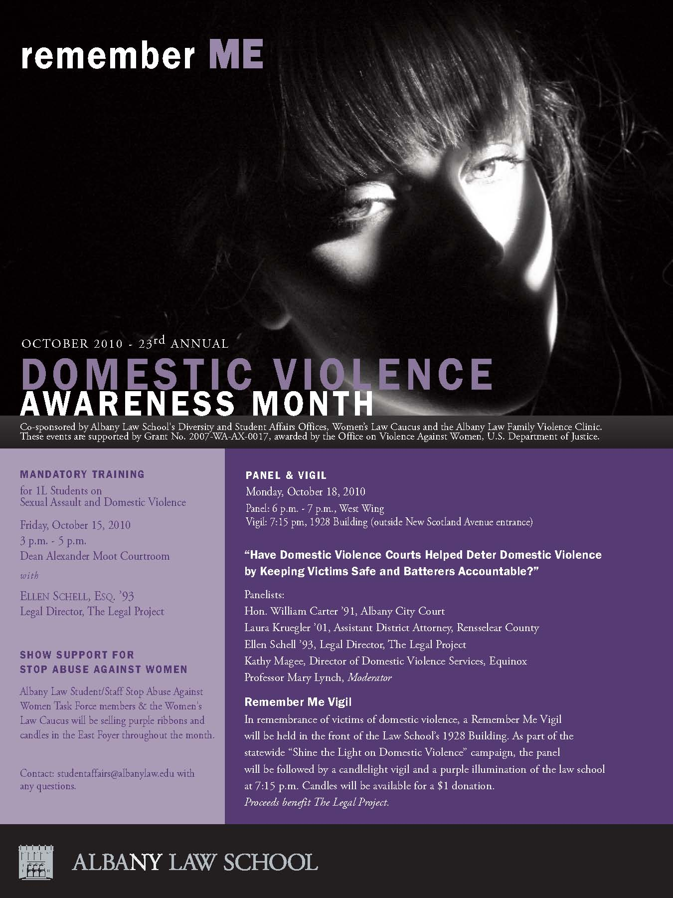 How to Raise Awareness About Domestic Violence