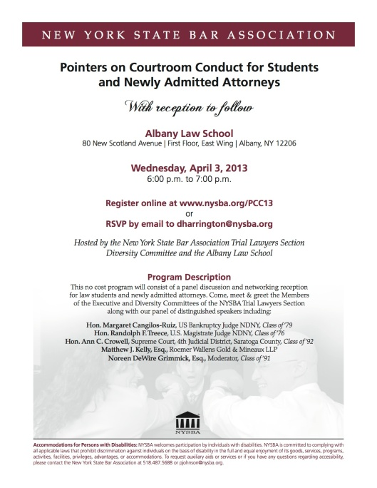 Trial_Pointers on Courtroom Conduct_Flyer copy