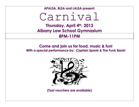 Carnival copy