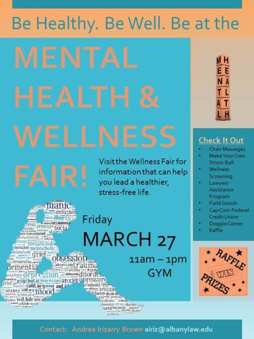 Mental health event