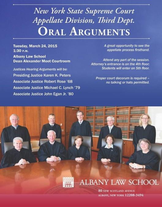 oral arguments