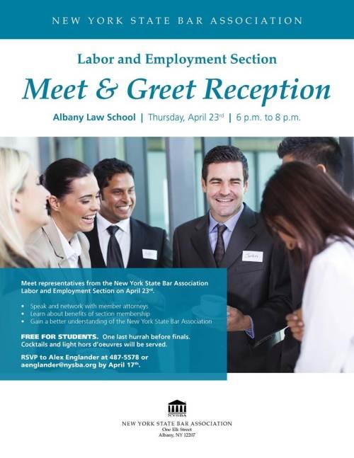 meet & greet event