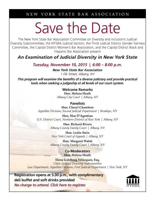 Save the Date - Judicial Diversitynov10
