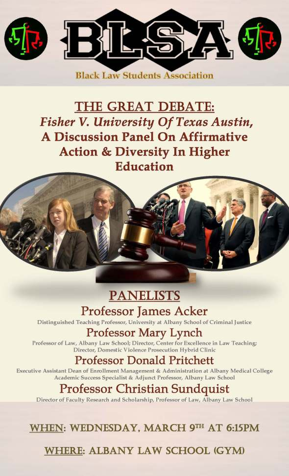 affirmative action panel flyer final